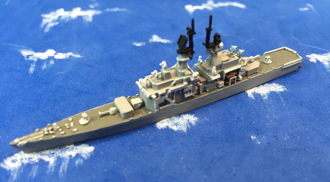 If you are into modern naval miniatures …