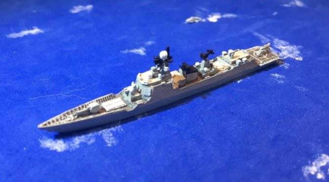 Uploaded latest crop of 1/2400 scale warship photos