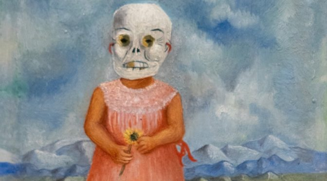 Frida Kahlo and Arte Popular Exhibit