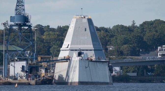 Warship Wednesday: DDGs LBJ & Inouye